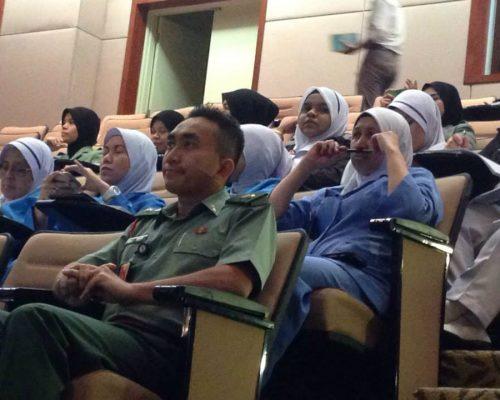 Taklimat Bersama Hospital Angkatan Tentera Tuanku Mizan