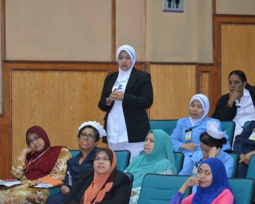 Taklimat e-MASS Bersama Hospital Pulau Pinang